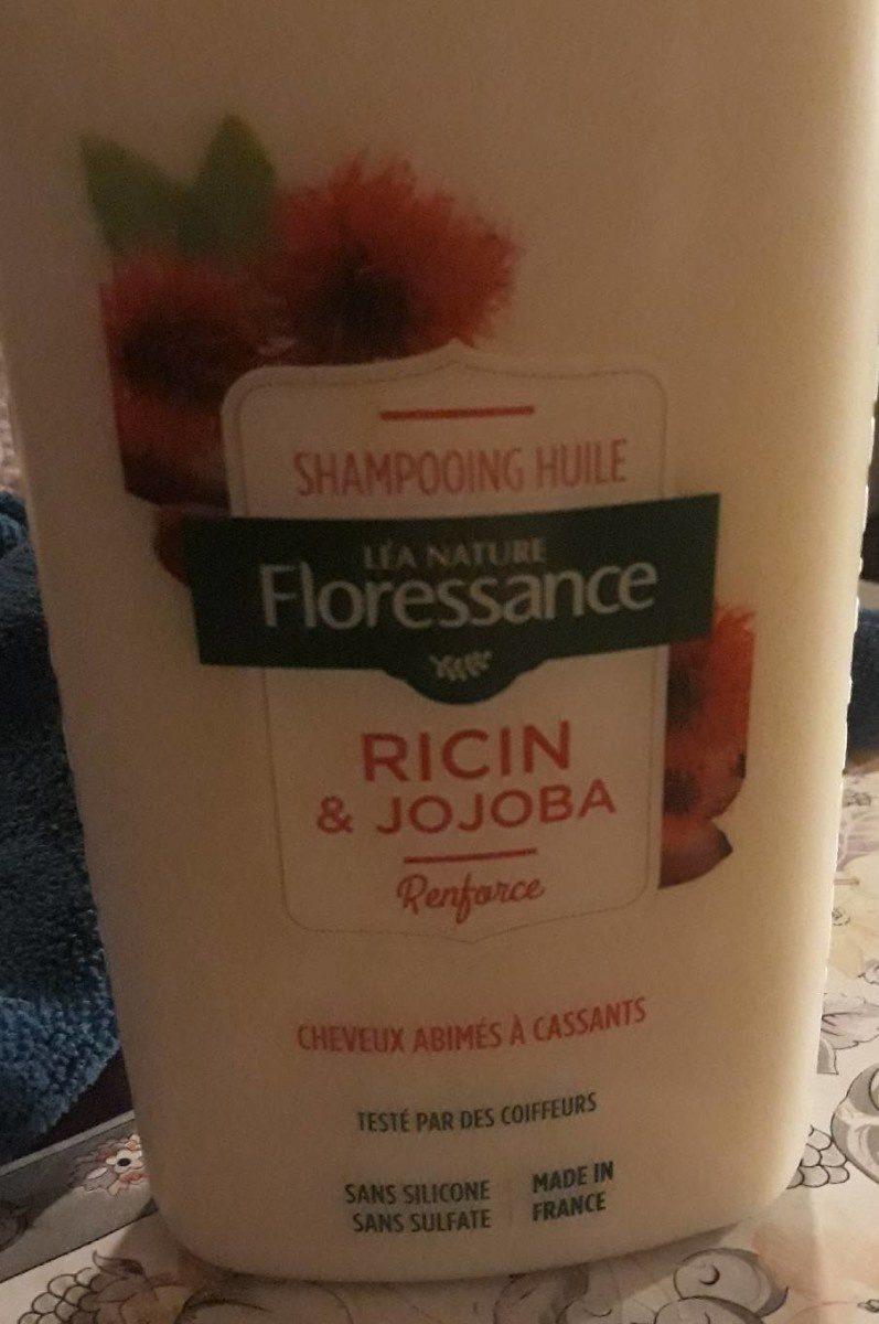 Shampooing huile ricin & jojoba - Product - fr