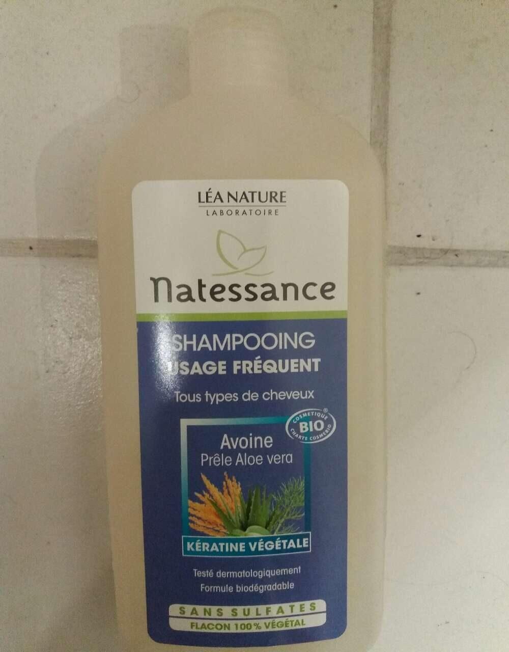 Natessance Shampoing - Product