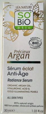 Précieux Argan- Sérum éclat anti-age - Produit - fr