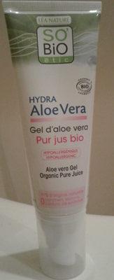 Hydra Aloe Vera - Produit