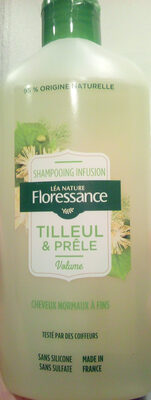 Shampooing infusion tilleul & prêle - Product - fr
