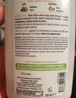 Shampooing Cheveux secs à très secs - Ingredients - en