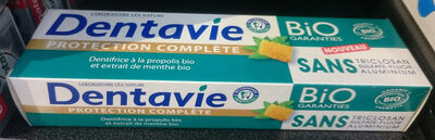Dentifrice protection complète - Product
