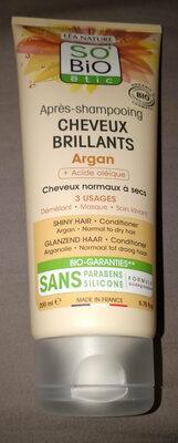 Après-Shampoing Cheveux Brillants - Product