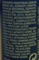 Soin des lèvres Cire d'abeille - Ingredients