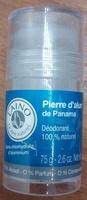 Pierre d'alun de Panama - Product