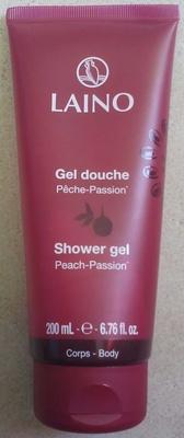 Gel douche Pêche-Passion - Produit