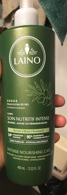 Laino Lait Nutritif Intense Peaux Extra Sèches Flacon Pompe De - Product - fr
