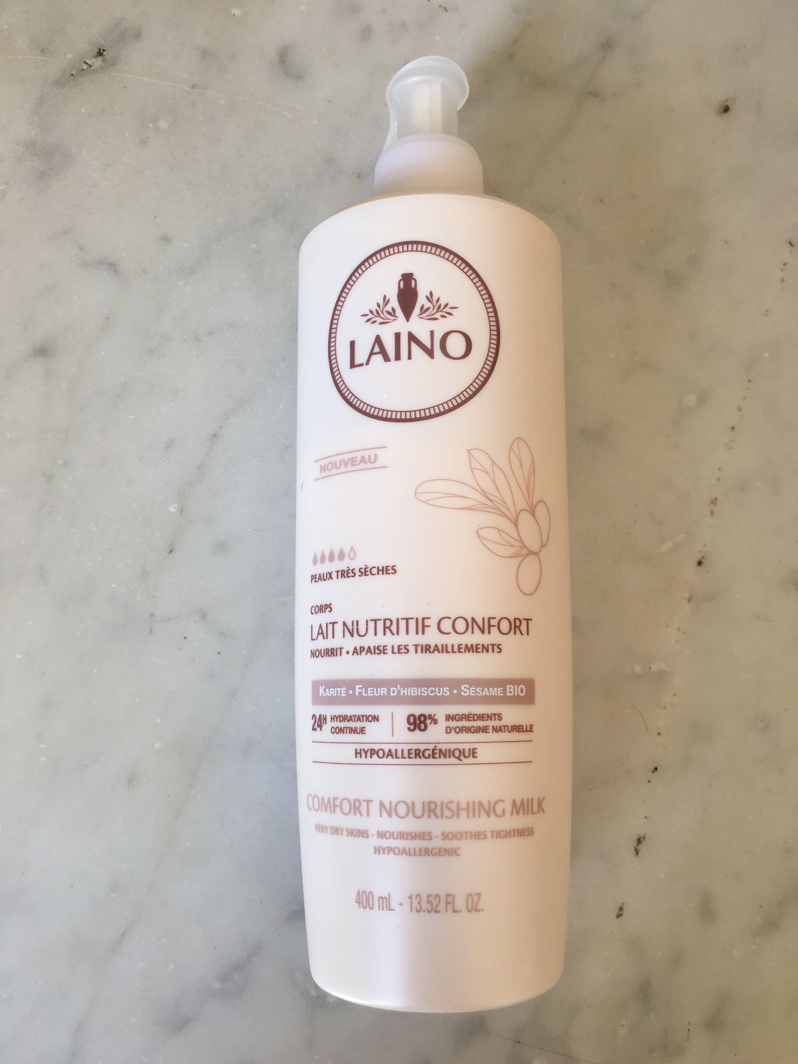 Lait nutritif confort - Product