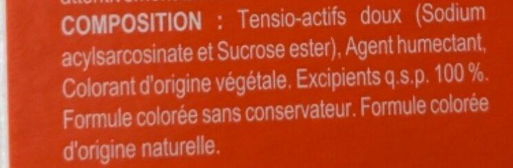 A CÉRUMEN - Hygiène des oreilles - Ingredients - fr