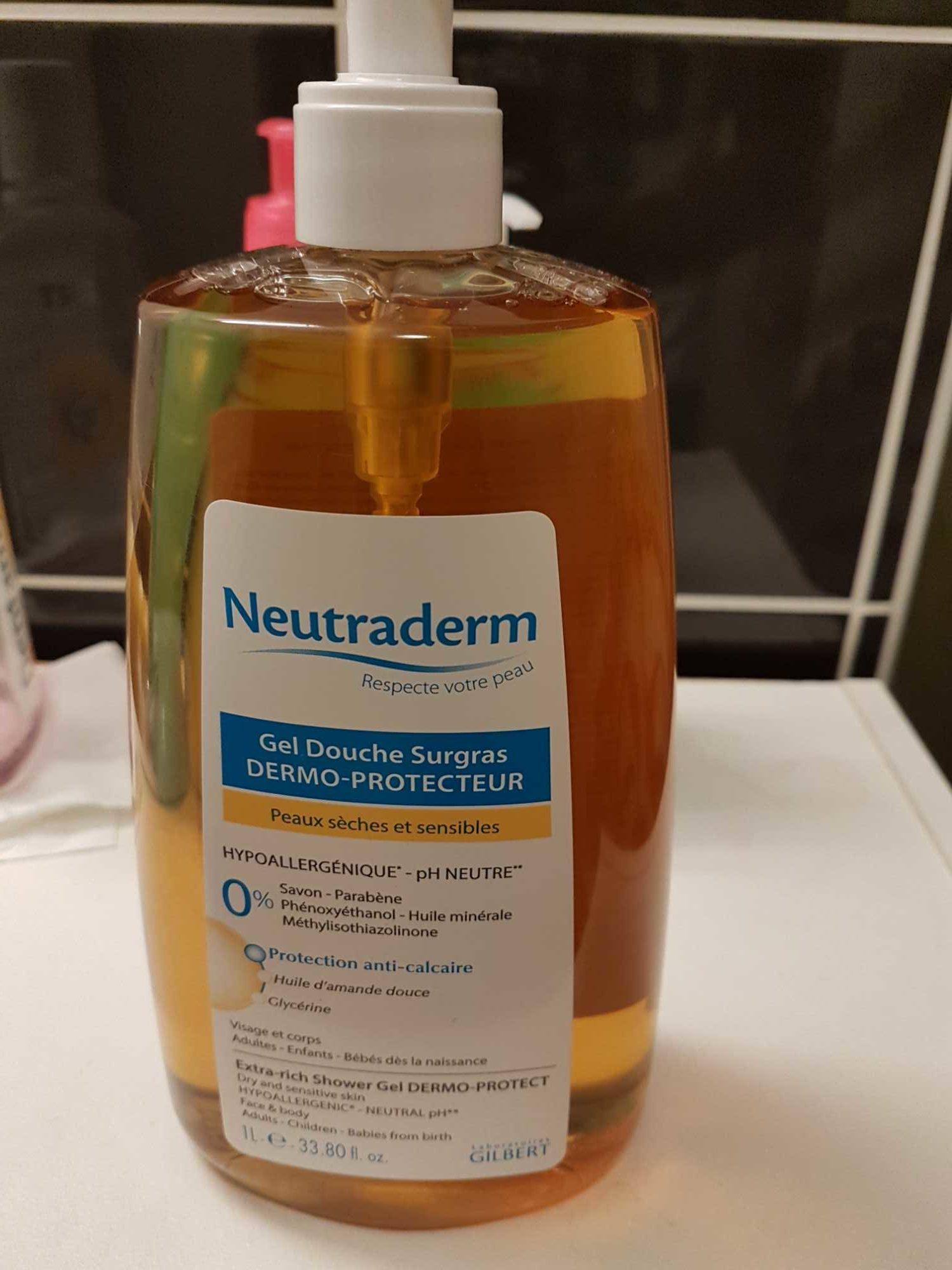 Gel douche surgras dermo-protecteur - Produit - fr