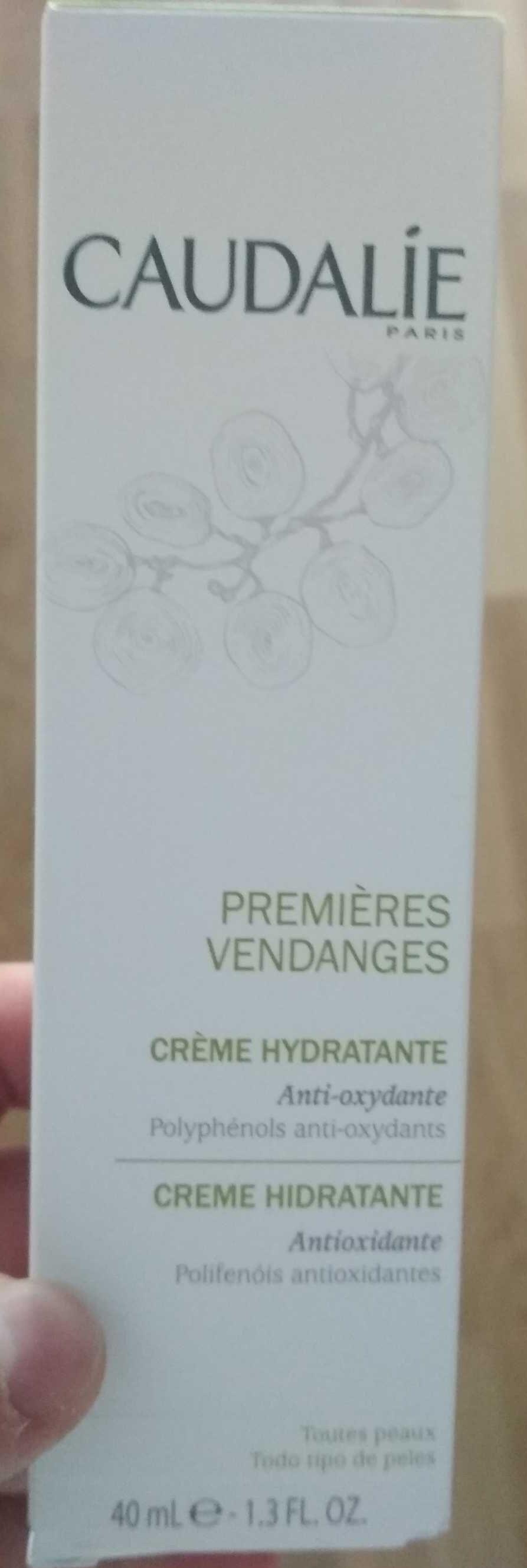 Premières vendanges - Produit - fr