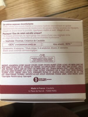 Vinosource Crème SOS Hydratation Intense - Product