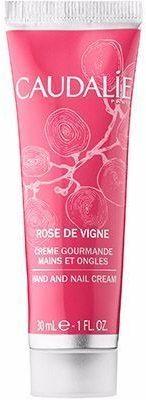 Crème gourmande mains et ongles Rose de Vigne - Produit - fr