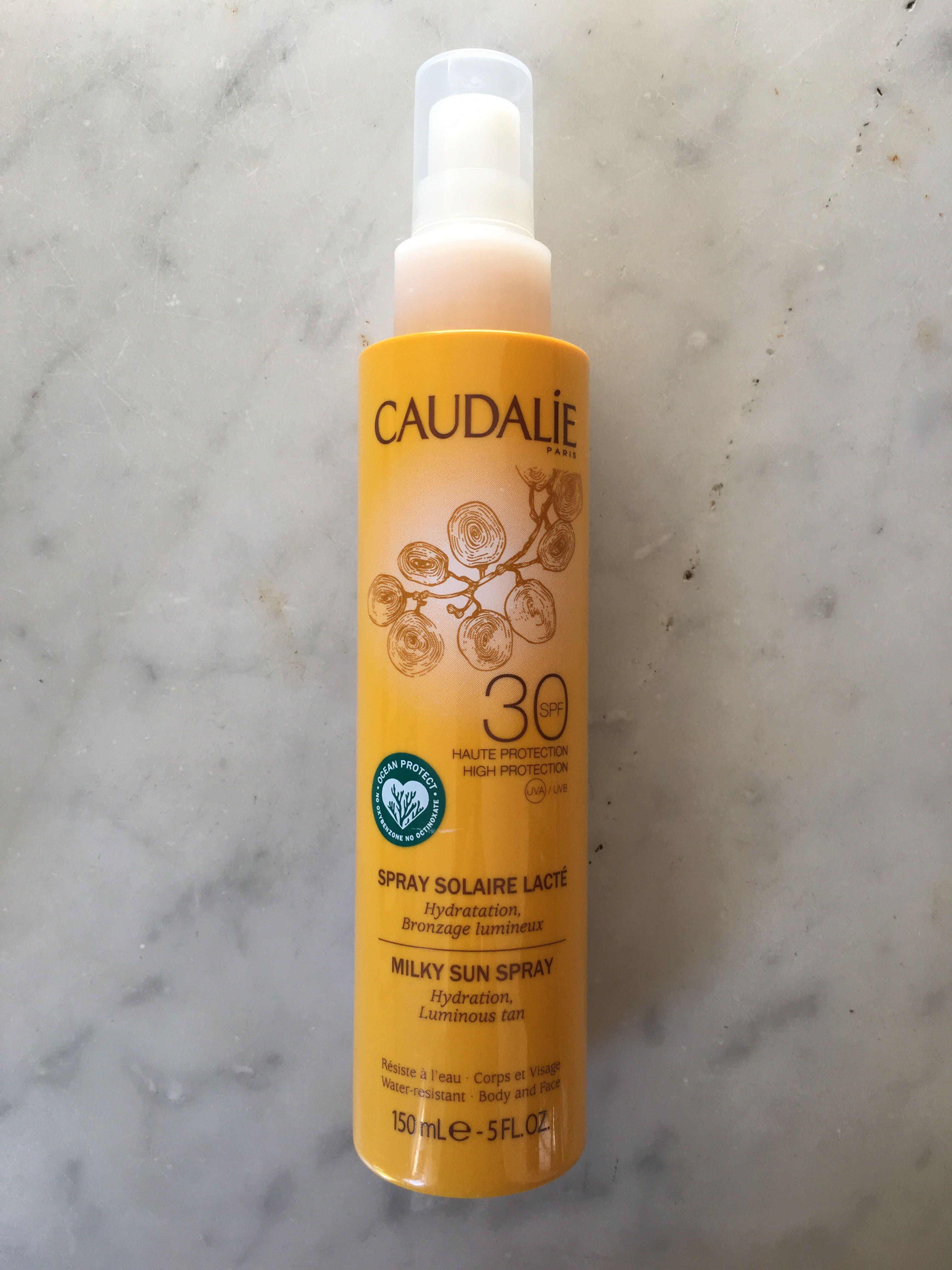 Spray solaire lacté - Product - fr