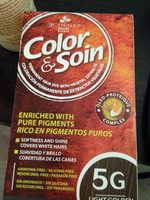 Color & Soin 5G Light Golden - Produit
