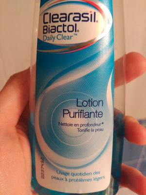 Clearasil Lotion Purifiante - Produit - en