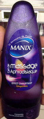 Gel de massage aphrodisiaque Gingembre - Product - fr