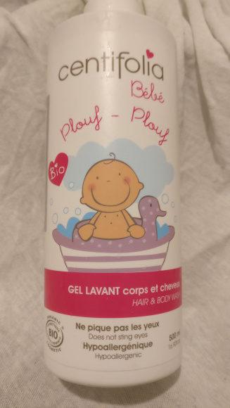Gel lavant corps et cheveux - Product - fr