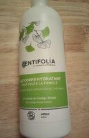 Lait Corps Hydratant Pour Toute La Famille Bio Ginkgo Biloba - - Centifolia - Produit