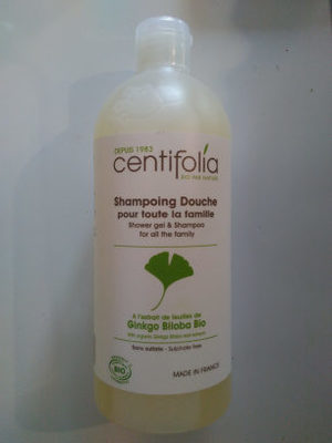 Shampoing Douche pour toute la famille - Product - en