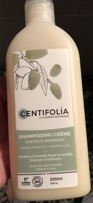 Shampooing crème cheveux normaux - Produit