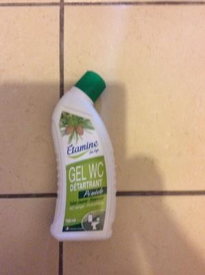 Gel wc détartrant - Product - fr