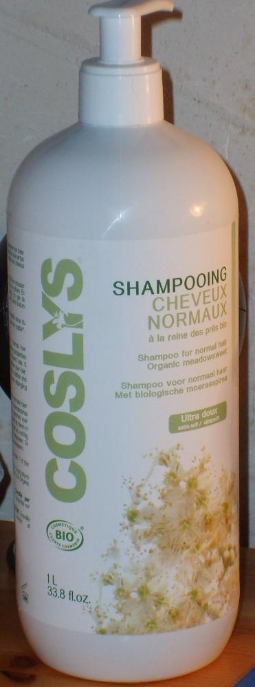 shampooing cheveux normaux à la reine des prés bio - Product - fr