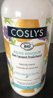 Crème Lavante Mains Lavande Citron - Produit