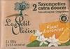 Savonnettes extra douces Fleur d'oranger - Product