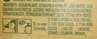 Savons de Marseille Huile d'Olive - Ingredients - fr