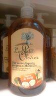 Pur savon liquide surgras de Marseille beurre de karité - Product - fr
