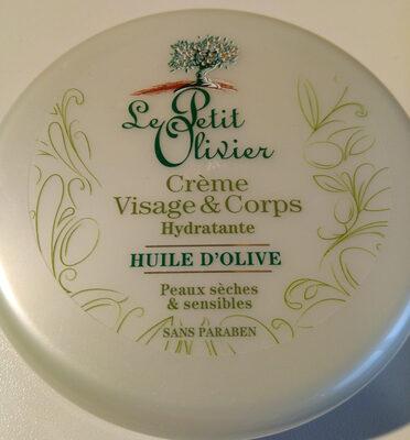 crème Visage & Corps - Product - fr