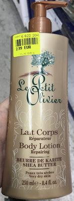 Lait Corps Réparateur Beurre de Karité - Product - fr