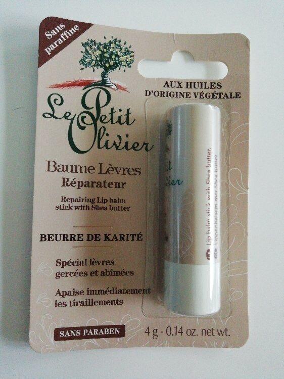Baume lèvres réparateur Beurre de Karité - Produit - fr