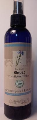 Eau florale Bleuet Soin des yeux - Product