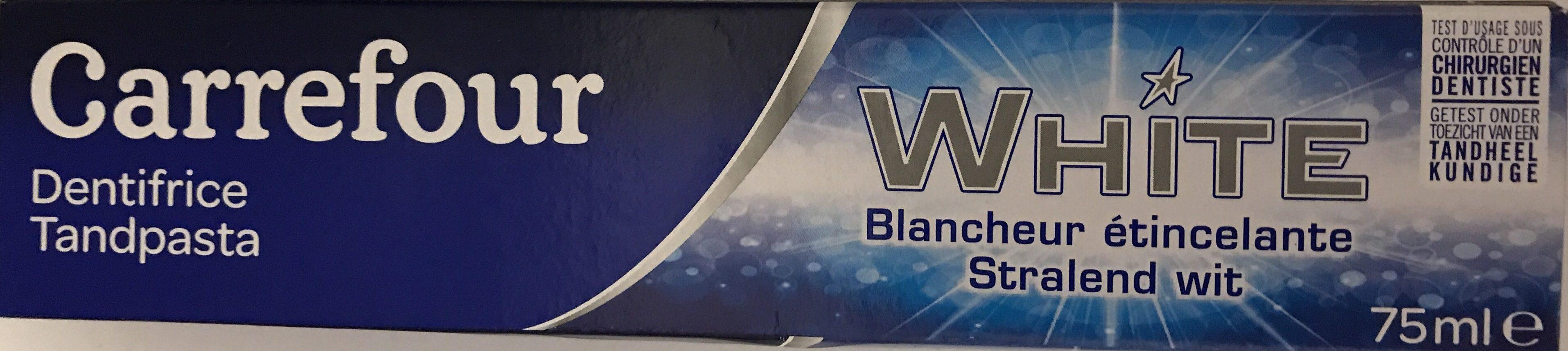 White Blancheur étincelante - Product