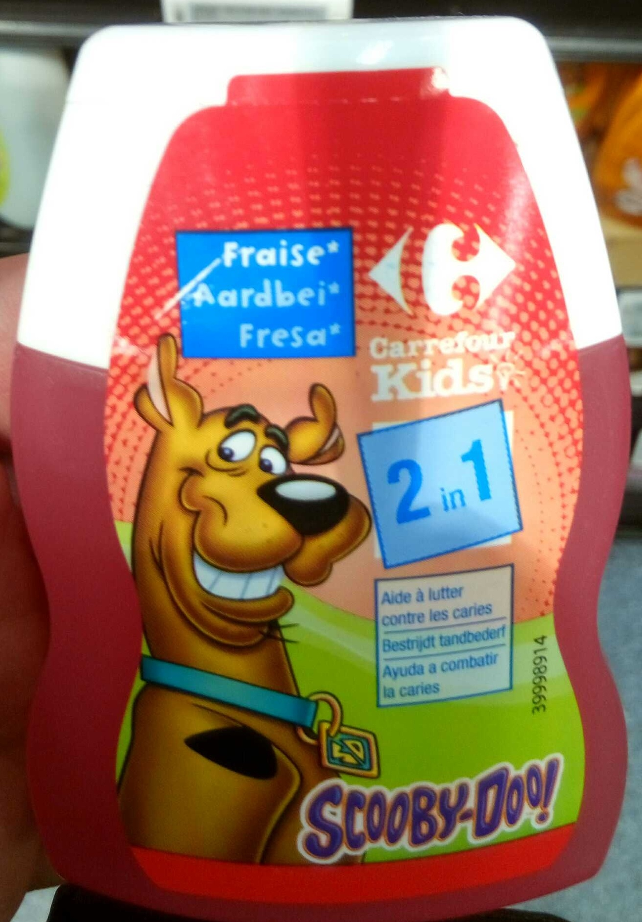 Fraise 2 in 1 - Product - fr