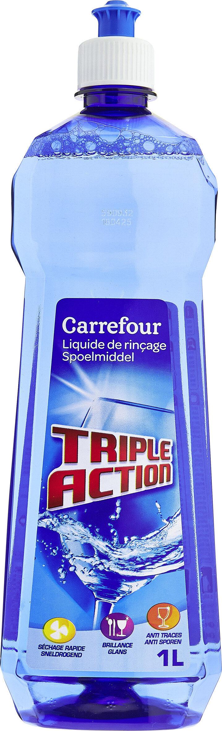 Liquide de rinçage lave vaisselle - Produit - fr