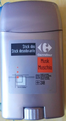 Stick déo Musk - Product - fr