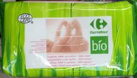 Lingettes bébé sans parfum 100% coton - Product