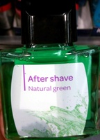 After shave Naturel Green - Produit - fr