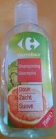 Shampooing doux kiwi et pamplemousse - Product - fr