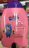 Splashy bain-douche à l'extrait de framboise - Product