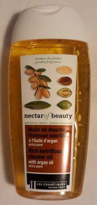 Huile de douche richesse nutritive  à l'huile d'argan - Product