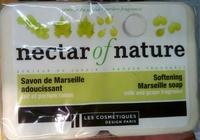 Savon de Marseille , lait et parfum raisin - Produit