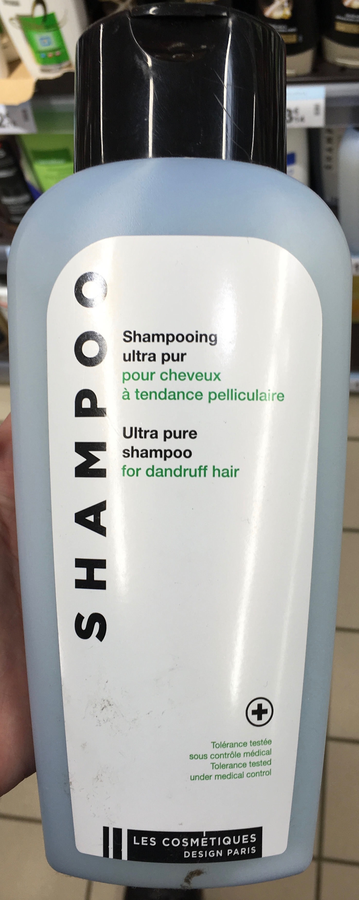 Shampooing ultra pur - Product - fr