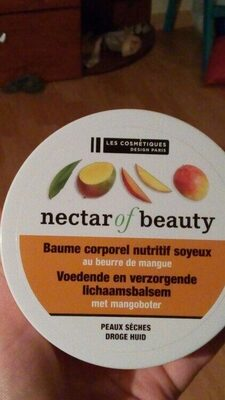 Baume corporel nutritif soyeux - Produit - fr