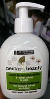 Crème lavante protectrice à l'extrait naturel de coton - Product