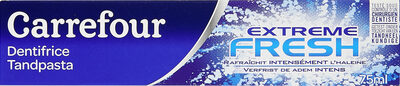 Dentifrice Extreme Fresh - Product - fr